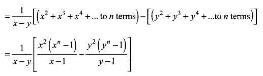 Samacheer Kalvi 11th Maths Solutions Chapter 5 Binomial Theorem, Sequences and Series Ex 5.3 28