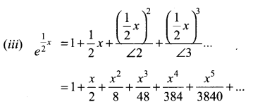 Samacheer Kalvi 11th Maths Solutions Chapter 5 Binomial Theorem, Sequences and Series Ex 5.4 11