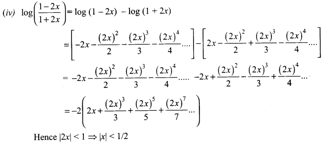 Samacheer Kalvi 11th Maths Solutions Chapter 5 Binomial Theorem, Sequences and Series Ex 5.4 13