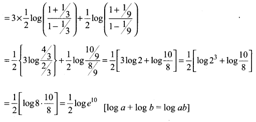 Samacheer Kalvi 11th Maths Solutions Chapter 5 Binomial Theorem, Sequences and Series Ex 5.4 25