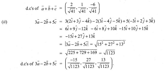 Samacheer Kalvi 11th Maths Solutions Chapter 8 Vector Algebra - I Ex 8.2 24