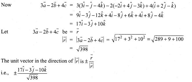 Samacheer Kalvi 11th Maths Solutions Chapter 8 Vector Algebra - I Ex 8.2 31