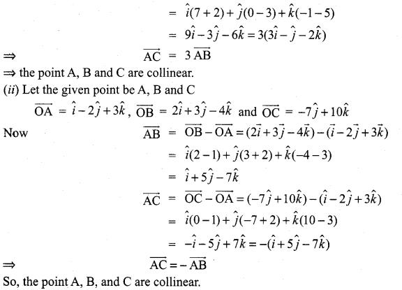 Samacheer Kalvi 11th Maths Solutions Chapter 8 Vector Algebra - I Ex 8.2 41