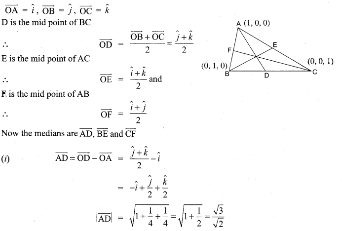 11th Maths Guide Solutions Chapter 8 Vector Algebra - I Ex 8.2 Samacheer Kalvi