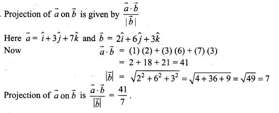 Samacheer Kalvi 11th Maths Solutions Chapter 8 Vector Algebra - I Ex 8.3 18