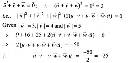 Samacheer Kalvi 11th Maths Solutions Chapter 8 Vector Algebra - I Ex 8.3 40