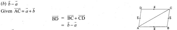 Samacheer Kalvi 11th Maths Solutions Chapter 8 Vector Algebra - I Ex 8.5 14