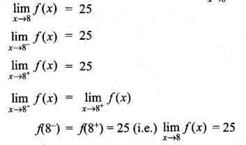Samacheer Kalvi 11th Maths Solutions Chapter 9 Limits and Continuity Ex 9.1 34