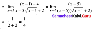 Samacheer Kalvi 11th Maths Solutions Chapter 9 Limits and Continuity Ex 9.2 30