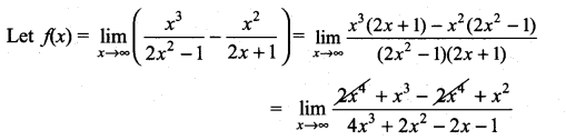Samacheer Kalvi 11th Maths Solutions Chapter 9 Limits and Continuity Ex 9.3 14