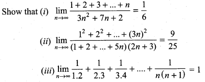 Samacheer Kalvi 11th Maths Solutions Chapter 9 Limits and Continuity Ex 9.3 16