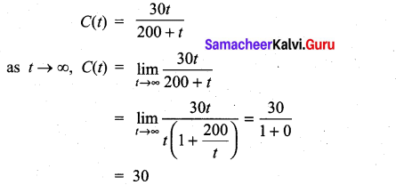 Samacheer Kalvi 11th Maths Solutions Chapter 9 Limits and Continuity Ex 9.3 19