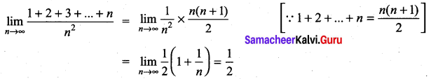 Samacheer Kalvi 11th Maths Solutions Chapter 9 Limits and Continuity Ex 9.3 26