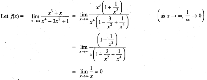 Samacheer Kalvi 11th Maths Solutions Chapter 9 Limits and Continuity Ex 9.3 8