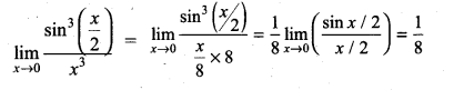 Samacheer Kalvi 11th Maths Solutions Chapter 9 Limits and Continuity Ex 9.4 12