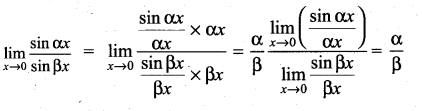 Samacheer Kalvi 11th Maths Solutions Chapter 9 Limits and Continuity Ex 9.4 14