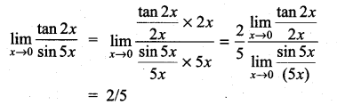 Samacheer Kalvi 11th Maths Solutions Chapter 9 Limits and Continuity Ex 9.4 16