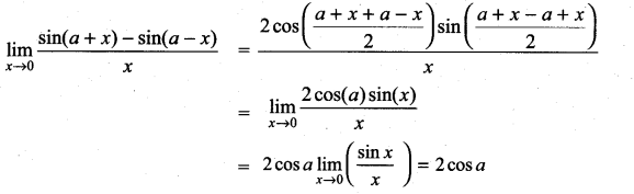 Samacheer Kalvi 11th Maths Solutions Chapter 9 Limits and Continuity Ex 9.4 20