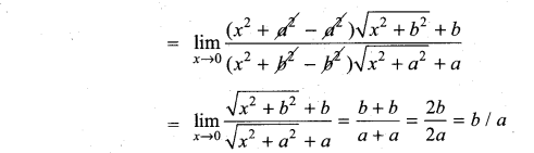 Samacheer Kalvi 11th Maths Solutions Chapter 9 Limits and Continuity Ex 9.4 23