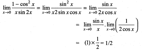 Samacheer Kalvi 11th Maths Solutions Chapter 9 Limits and Continuity Ex 9.4 35