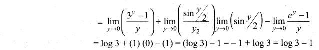Samacheer Kalvi 11th Maths Solutions Chapter 9 Limits and Continuity Ex 9.4 38