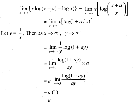 Samacheer Kalvi 11th Maths Solutions Chapter 9 Limits and Continuity Ex 9.4 40