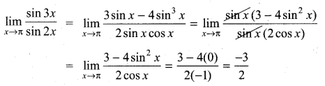 Samacheer Kalvi 11th Maths Solutions Chapter 9 Limits and Continuity Ex 9.4 42