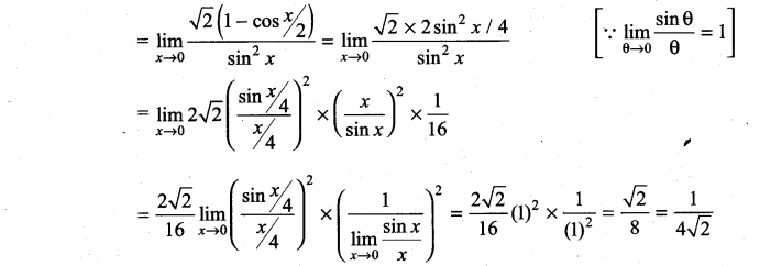 Samacheer Kalvi 11th Maths Solutions Chapter 9 Limits and Continuity Ex 9.4 47