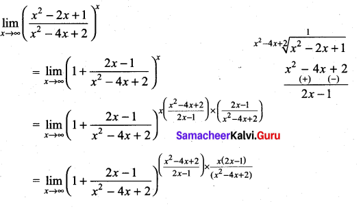 Samacheer Kalvi 11th Maths Solutions Chapter 9 Limits and Continuity Ex 9.4 51