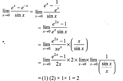Samacheer Kalvi 11th Maths Solutions Chapter 9 Limits and Continuity Ex 9.4 54
