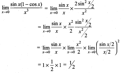 Samacheer Kalvi 11th Maths Solutions Chapter 9 Limits and Continuity Ex 9.4 59