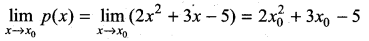 Samacheer Kalvi 11th Maths Solutions Chapter 9 Limits and Continuity Ex 9.5 1
