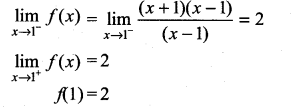 Samacheer Kalvi 11th Maths Solutions Chapter 9 Limits and Continuity Ex 9.5 12