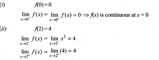 Samacheer Kalvi 11th Maths Solutions Chapter 9 Limits and Continuity Ex 9.5 21