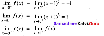 Samacheer Kalvi 11th Maths Solutions Chapter 9 Limits and Continuity Ex 9.5 27