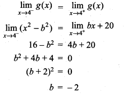 Samacheer Kalvi 11th Maths Solutions Chapter 9 Limits and Continuity Ex 9.5 35