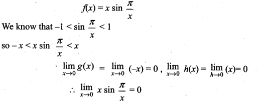 Samacheer Kalvi 11th Maths Solutions Chapter 9 Limits and Continuity Ex 9.5 36