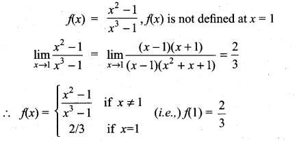 Samacheer Kalvi 11th Maths Solutions Chapter 9 Limits and Continuity Ex 9.5 37