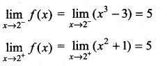 Samacheer Kalvi 11th Maths Solutions Chapter 9 Limits and Continuity Ex 9.5 8
