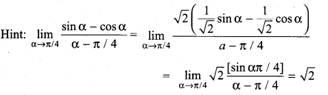 Samacheer Kalvi 11th Maths Solutions Chapter 9 Limits and Continuity Ex 9.6 31