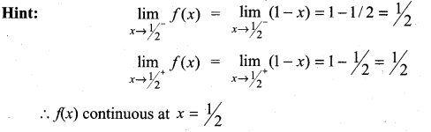 Samacheer Kalvi 11th Maths Solutions Chapter 9 Limits and Continuity Ex 9.6 44