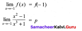 Samacheer Kalvi 11th Maths Solutions Chapter 9 Limits and Continuity Ex 9.6 46