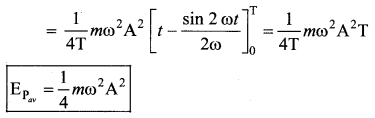 Samacheer Kalvi 11th Physics Solutions Chapter 10 Oscillations 104