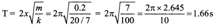 Samacheer Kalvi 11th Physics Solutions Chapter 10 Oscillations 155