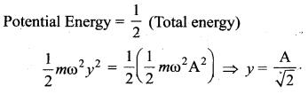 Samacheer Kalvi 11th Physics Solutions Chapter 10 Oscillations 191