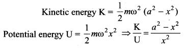 Samacheer Kalvi 11th Physics Solutions Chapter 10 Oscillations 33