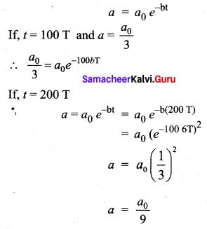 Samacheer Kalvi 11th Physics Solutions Chapter 10 Oscillations 44