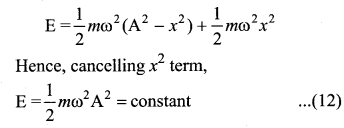 Samacheer Kalvi 11th Physics Solutions Chapter 10 Oscillations 86