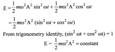 Samacheer Kalvi 11th Physics Solutions Chapter 10 Oscillations 88