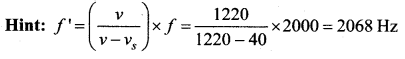 Samacheer Kalvi 11th Physics Solutions Chapter 11 Waves 143